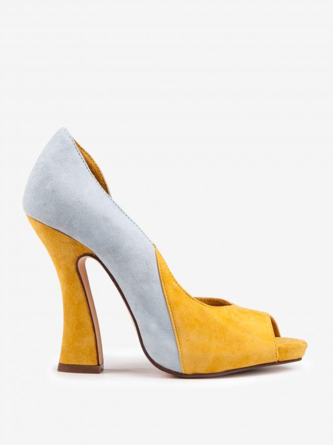 Meridiana yellow 36